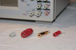Abgebrochene Schraube und Ersatzteile