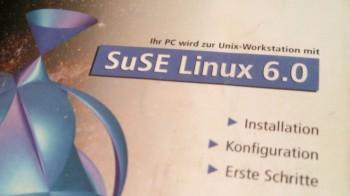Handbuch von SuSE 6.0