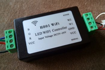 H801 Wifi in case