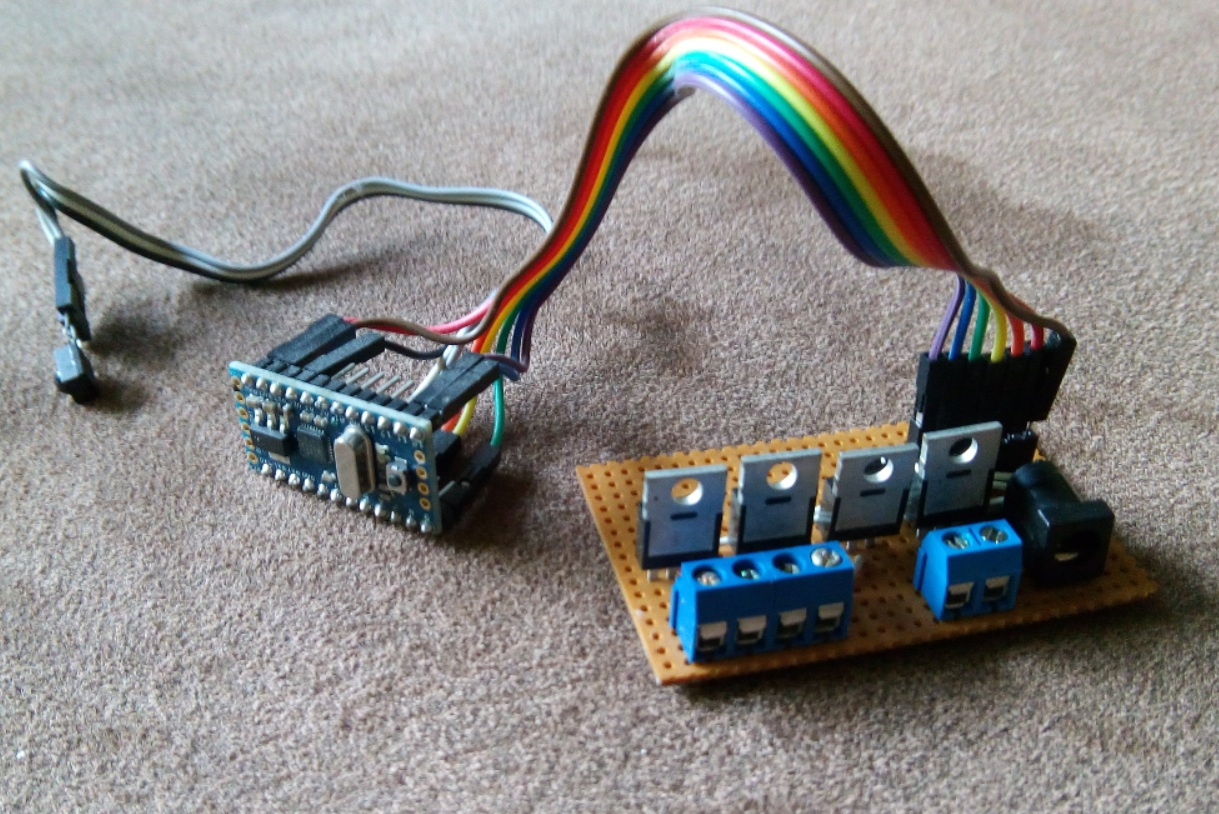 Arduino schatenseite