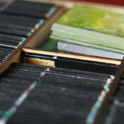 Kupfer, ordentlich verpackt