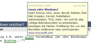 Ausschnitt aus Golem.de