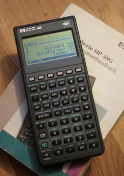 Mein HP-48G