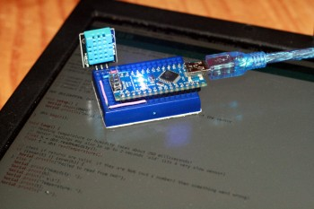 Arduino Nano mit DHT11