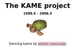Tanzende Schildkröte