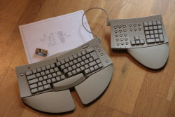 Apple Adjustable Keyboard